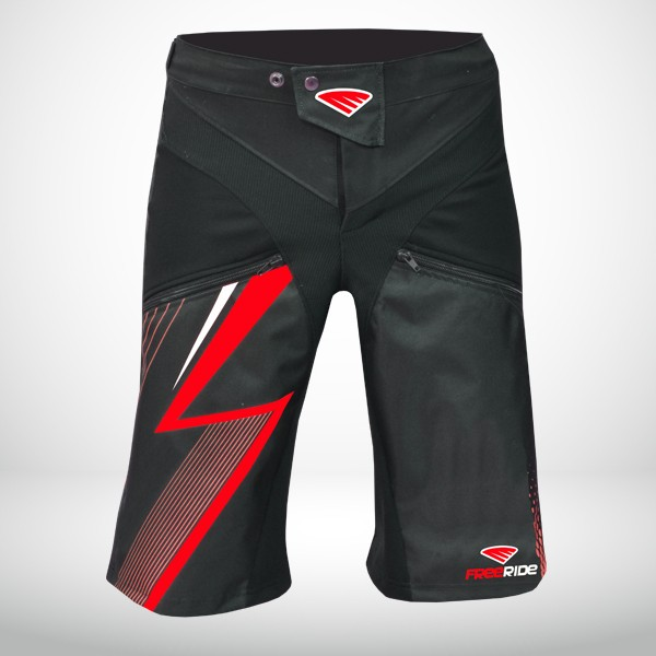 PANTALÓN ENDURO RIDER RED