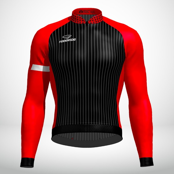 Maillot WIND PRO · rojo